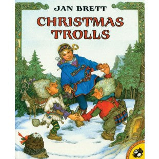 Christmas Trolls, by Jan Brett