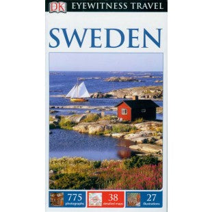 Eyewitness Travel Guide to Sweden