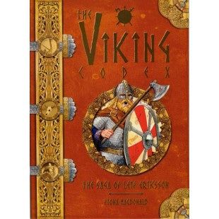 Viking Codex: The Saga of Leif Eriksson