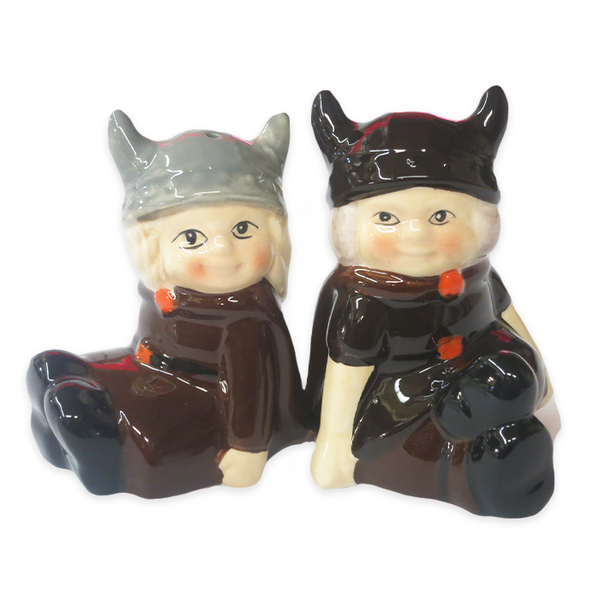 "S&P Shakers ""Viking Boy and Girl"""