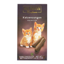 Dark Chocolate Cat Tongues