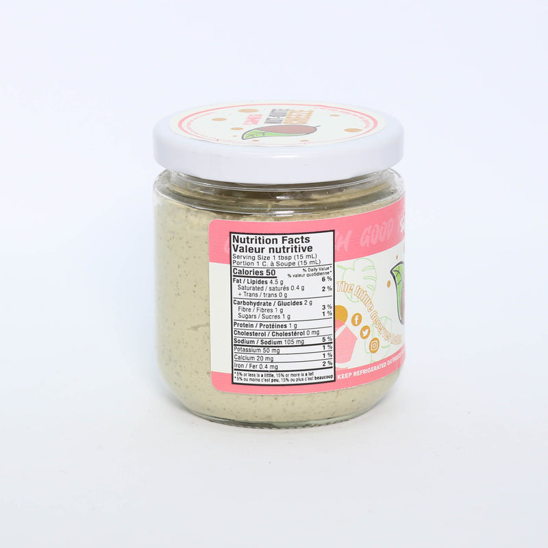 SAMBA Almond Spread