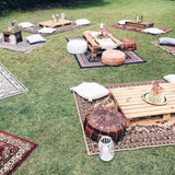 How to Style your Backyard for a Gathering During Covid-19.