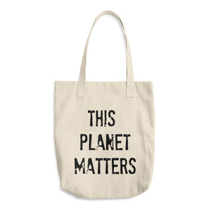 THIS PLANET MATTERS Tote