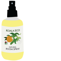 On our Charlie Crane Noga: Koala Eco Room Spray