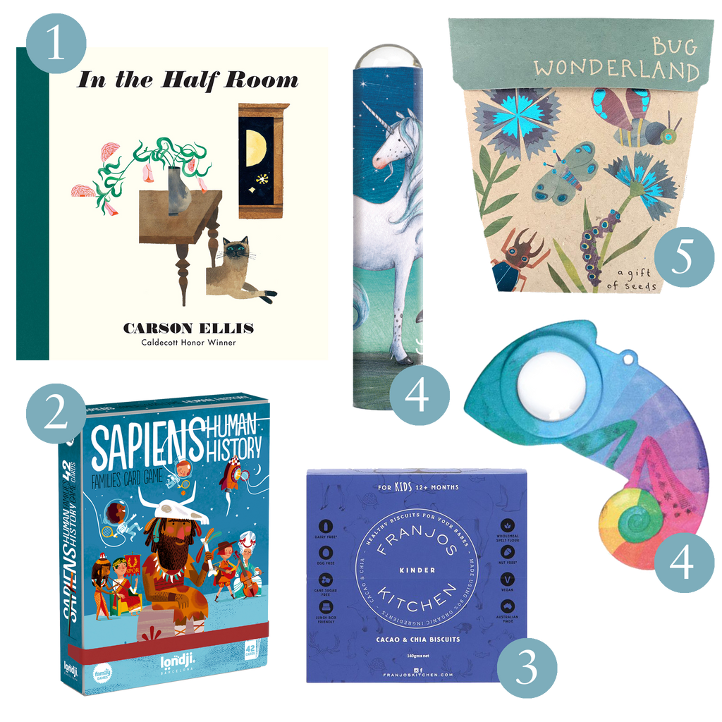 Sustainable Stocking Fillers for 3-6 year olds