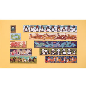 Londji Puzzle 10 Penguins