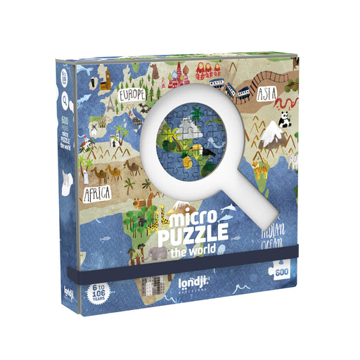 Londji World Puzzle