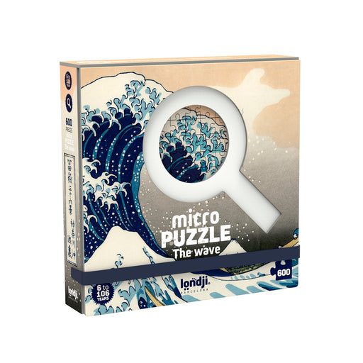 Londji Micro Puzzle The Wave (600 pieces)