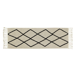 Lorena Canals Washable Rug Berber Beige - Hall