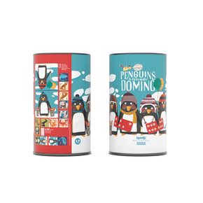 Londji Game Penguins & Friends Domino