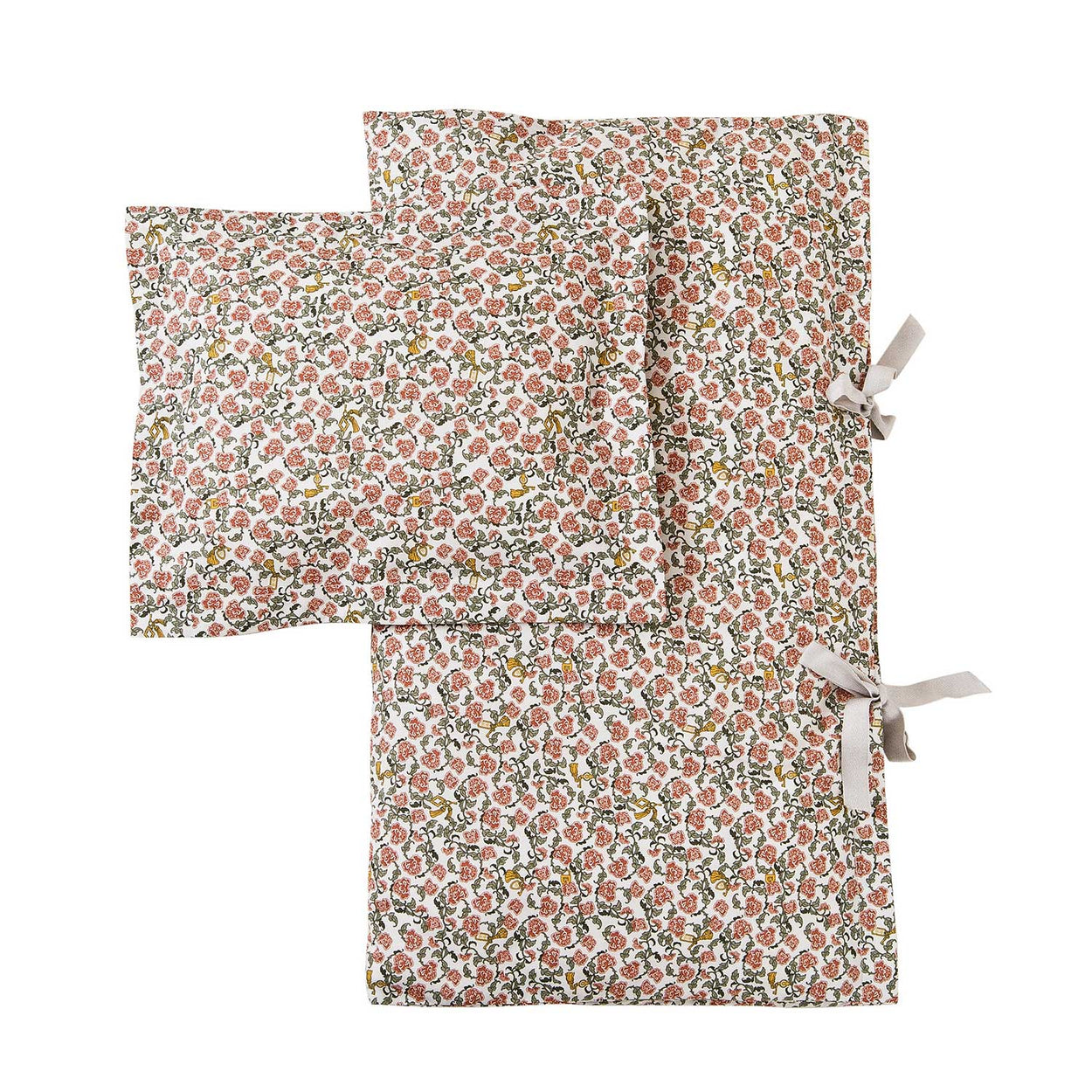 Garbo&Friends Floral Vine Bed Set Junior