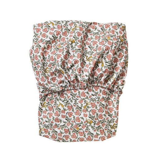 Garbo&Friends Floral Vine Junior Fitted Sheet 70x140
