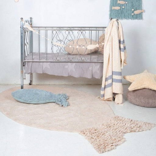 Lorena Canals Washable Rug Big Fish