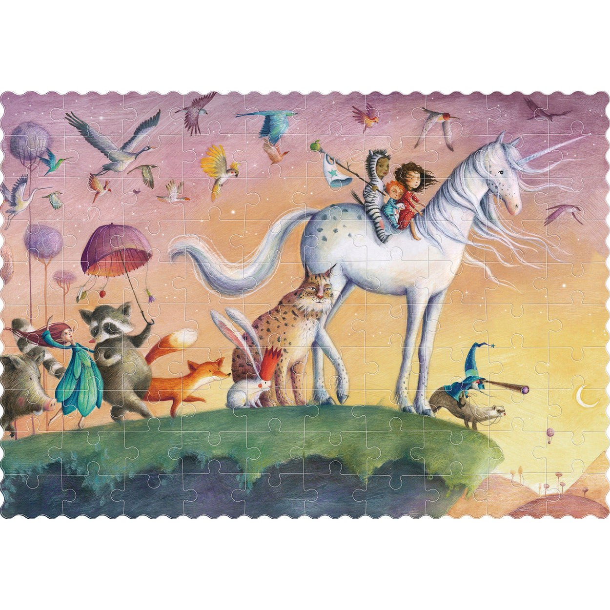 Kids Unicorn Puzzle by Londji