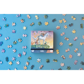 Unicorn Pocket Puzzle by Londji