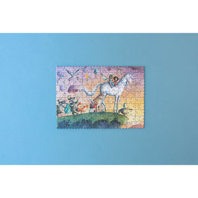 100 piece unicorn puzzle by Londji