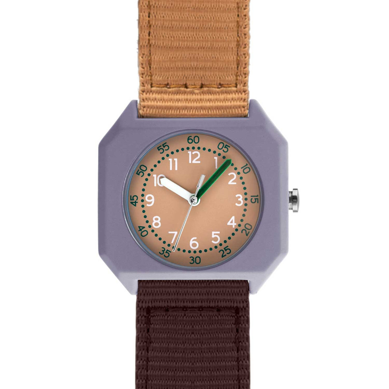 Stylish kids watch, Plum Cake by Mini Kyomo