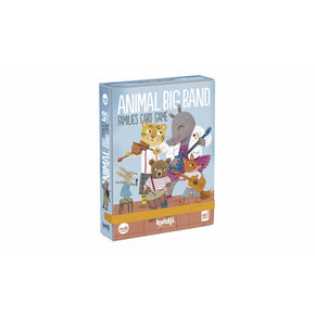 Londji Card Game Animal Big Band