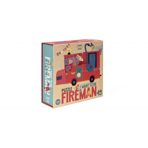 Londji Puzzle I want to be a Fireman