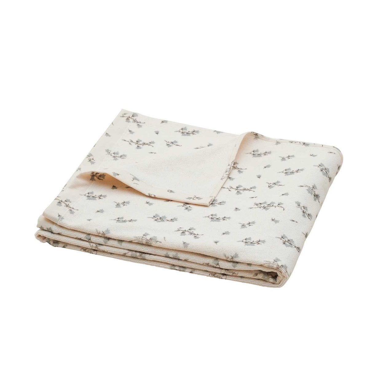 Garbo&Friends gender-neutral floral pattern towel
