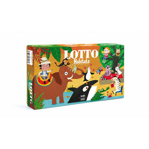 Londji Game Habitats Lotto