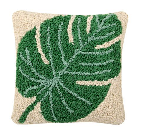 Lorena Canals Washable Cushion Monstera