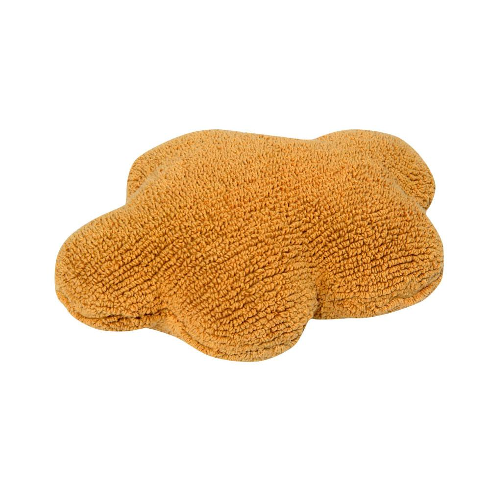 Lorena Canals Washable Cushion Cloud Mustard