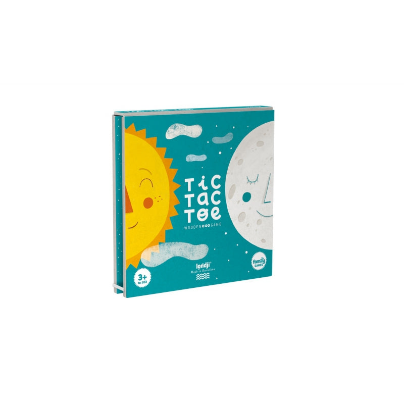 Londji Game Sun & Moon Tic Tac Toe