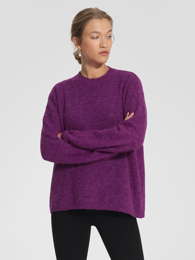 Cherished Knit Violeta