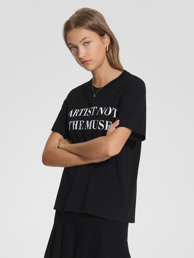 Not The Muse Tee Queen
