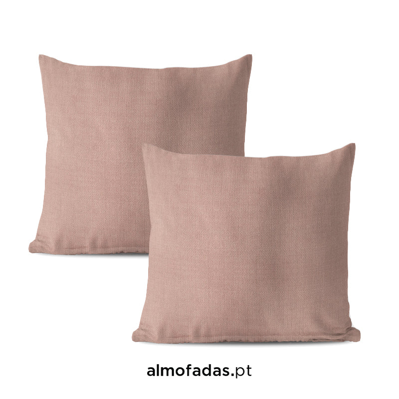 Pack 2x Almofadas Apollo Pink