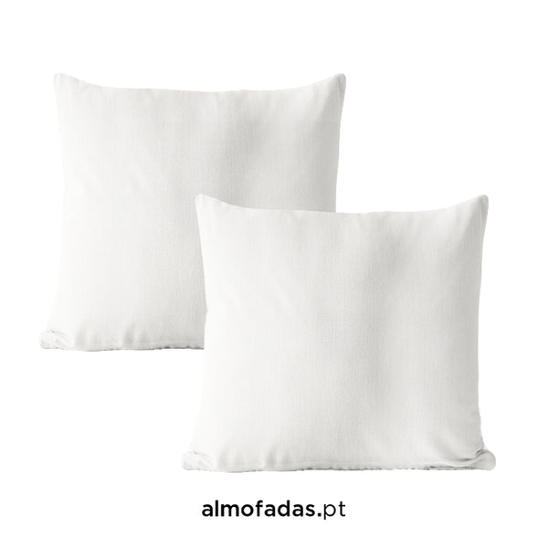 Pack 2x Almofadas Apollo White