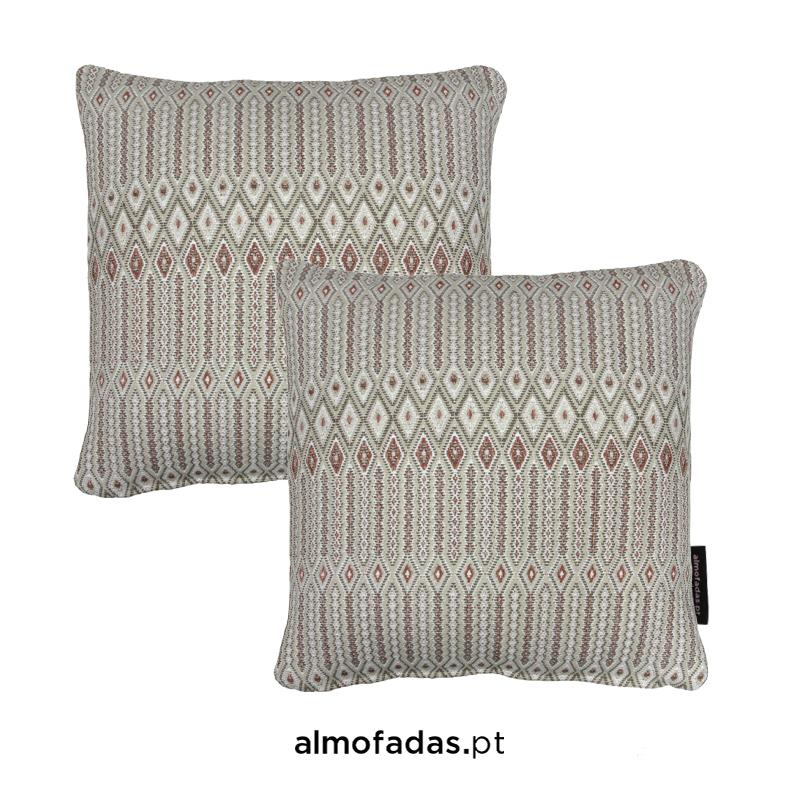 Pack 2X Almofadas BLISS COMPORTA IN/OUTDOOR 01 Pale Dogwood Nude