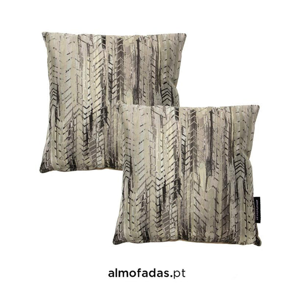 Pack 2X Almofadas Bohemian Natural Shades