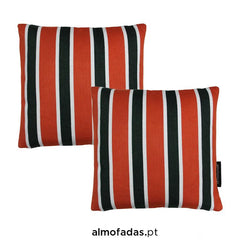 Pack 2X Almofadas Cabana Surf Club Orange