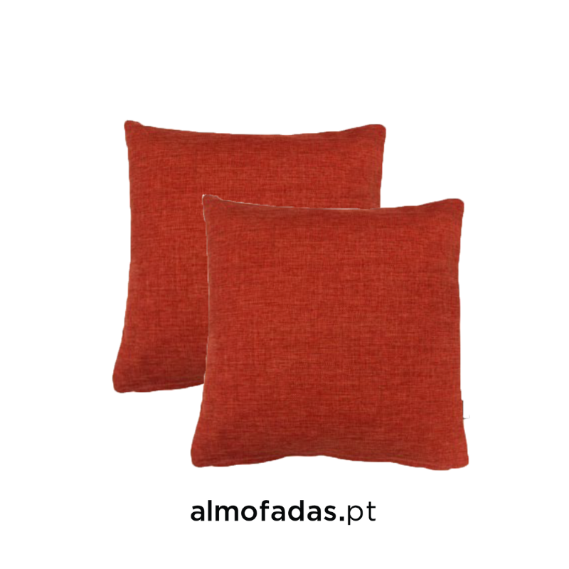 PACK 2X ALMOFADAS SAL IN/OUTDOOR 04 Pommegranate