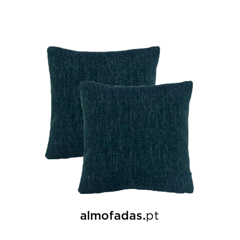 PACK 2X ALMOFADAS SAL IN/OUTDOOR 12 Green Blue Sea