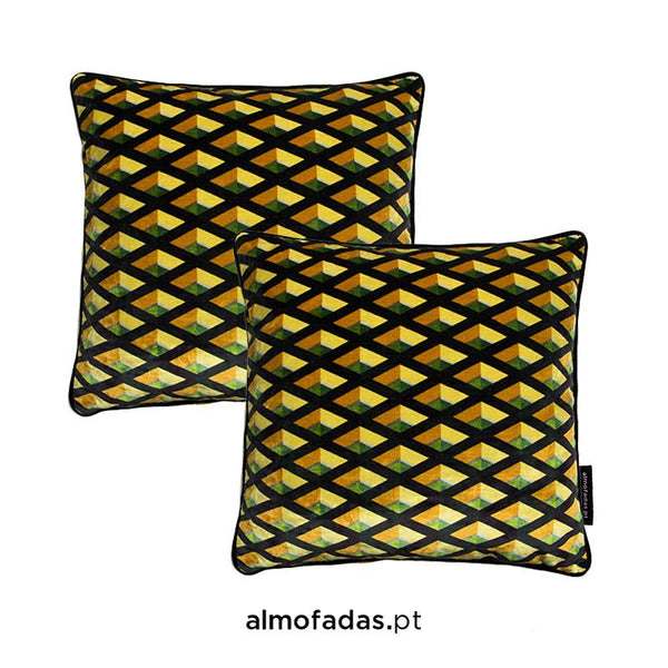 Pack 2X Almofadas Stylish Night Amazon
