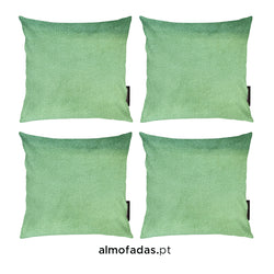 Pack 4X Almofadas Sucesso Palm Green