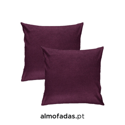PACK 2X ALMOFADAS PARIS PURPLE