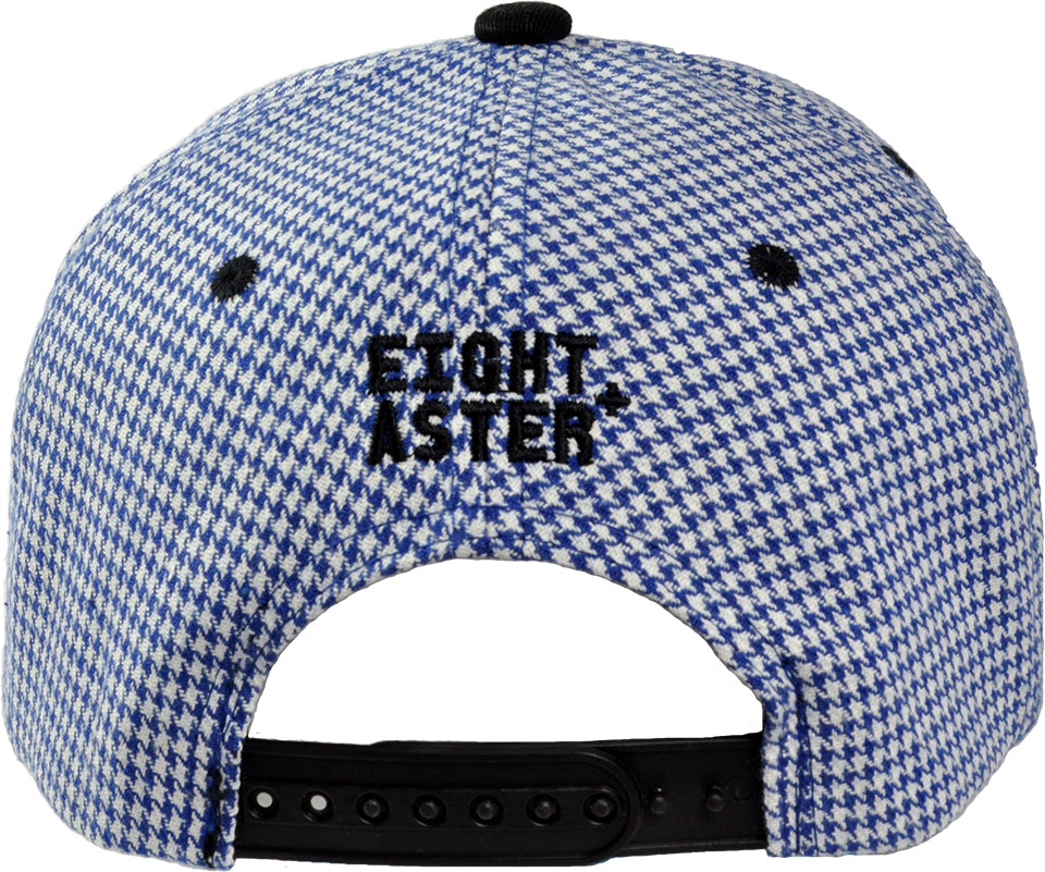 8fb8cce9 ZERO INTEREST (SNAPBACK HAT, HOUNDTOOTH) | COOL HATS | EIGHT & ASTER ...