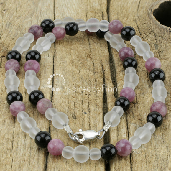 gemstone ADHD Necklace