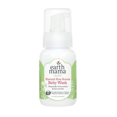 Earth Mama Angel Baby Body Wash & Shampoo