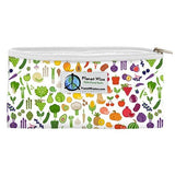 Planetwise Zipper Reusable Snack Bags