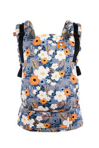 Tula Free-To-Grow Adjustable Baby Carrier 7-45 Pounds French Marigold