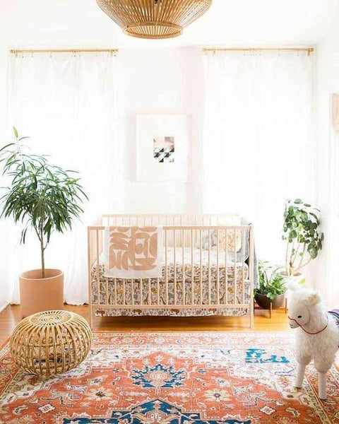 How To Design A Gender-Neutral Nursery