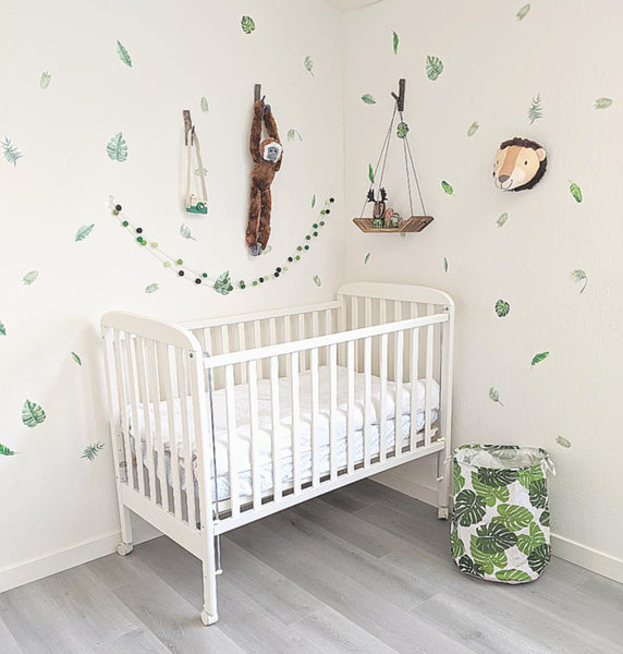 How decals can change your nursery easily!