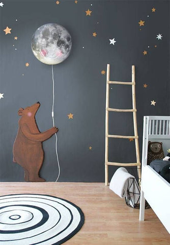 stars baby room decor