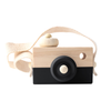 Wooden black Camera Toy